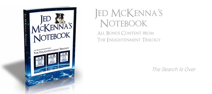 Jed McKenna\'s Notebook