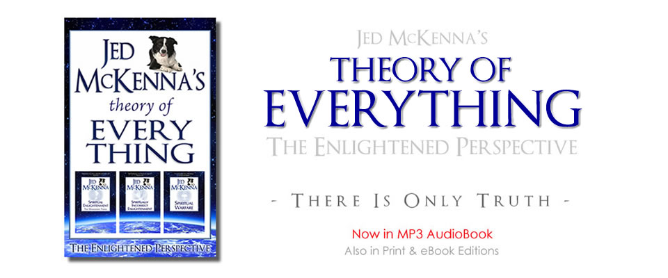 Jed McKenna\'s Theory of Everything