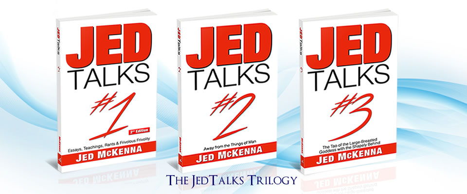 Jed Talks Trilogy